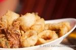 Calamari appetizer lone eagle grille hyatt lake tahoe