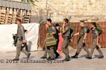 IDF soldiers at the western wall jerusalem_2