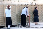 Womens section of the western wall jerusalem