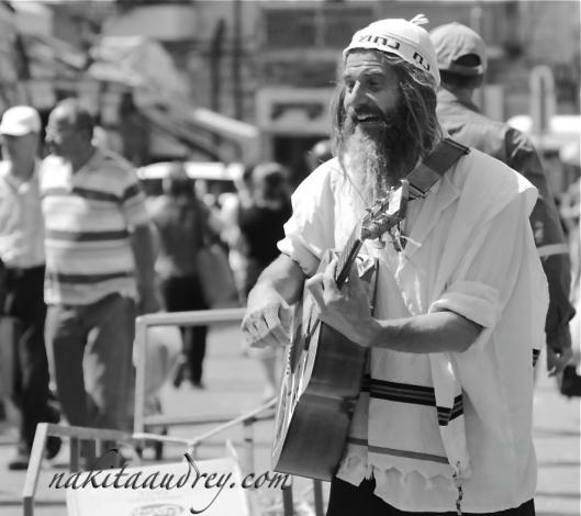 Hippie Jew Machane Yehuda jerusalem israel
