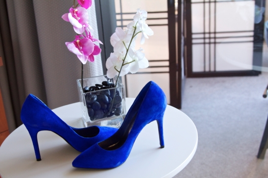 Ninewest cobalt pump