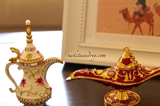 Trinkets from Istanbul Turkey