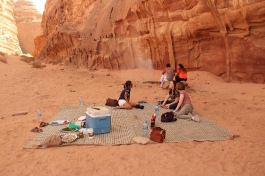 Wadi Rum Jordan 3