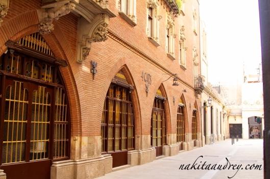 El Quatro Gats Barcelona Spain