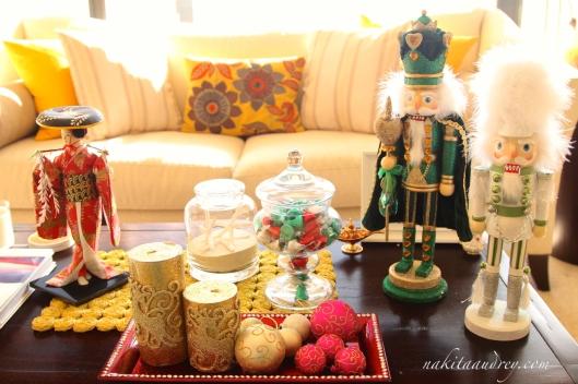 The nutcraker Christmas decoration 6