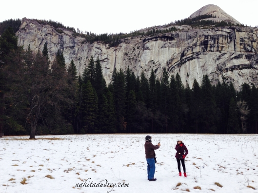 Yosemite winter 2