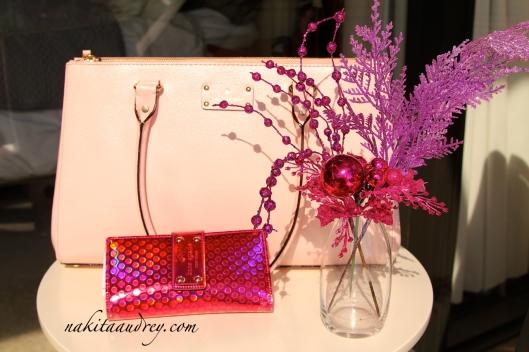 Kate Spade bag wallet