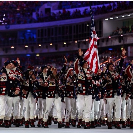 Ralph Lauren Sochi Olympics