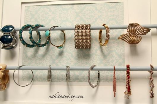 Jewelry organizer 1