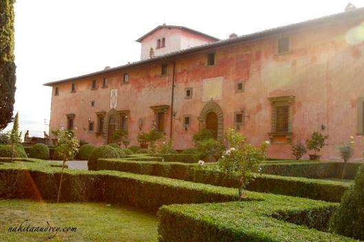 Villa Vignamaggio Tuscany