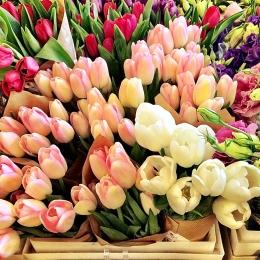 California spring nakita audrey bouquet of spring flowers mightylinksfo